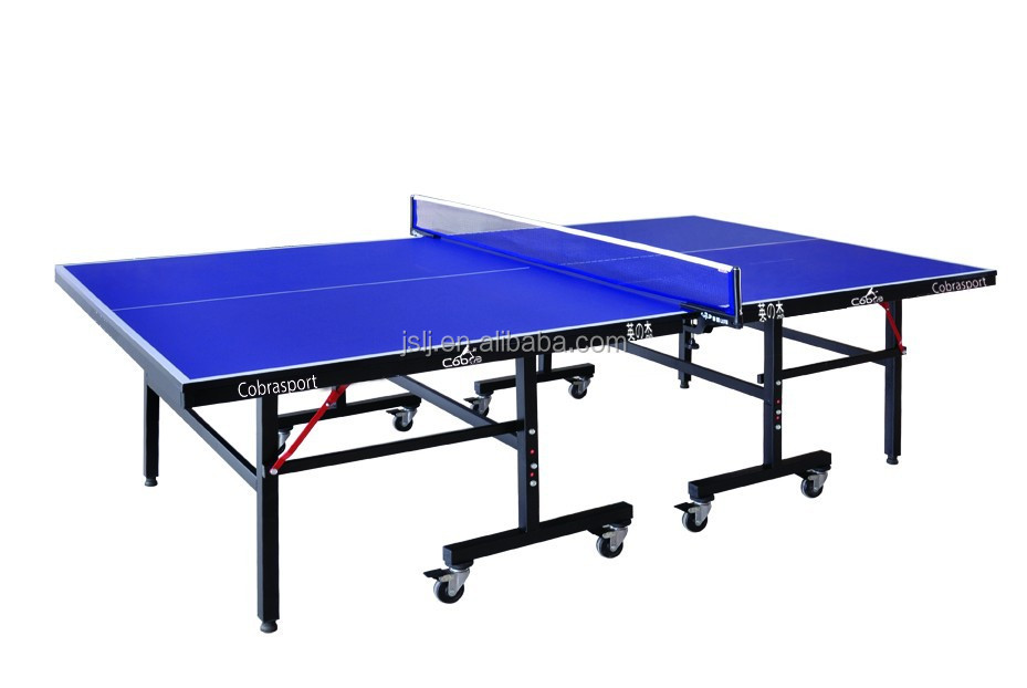 Buen dise o formaci n de tenis de mesa al por mayor mesa de tenis de mesa peces doble plegable - Mesa ping pong plegable ...