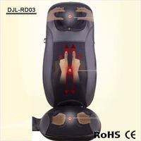 Manufacture Shiatsu Body Massager Seat Topper