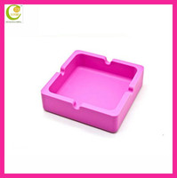 extremely cheap factory sale different kinds colorful silicone rubber ashtray