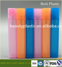 plastic perfume pen bottle, plastic spray bottle for perfume, fragrance oil, etc