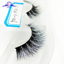 Siberian Mink Lashes 3D Glam Lashes Dimensional Custom Eyelash Packaging