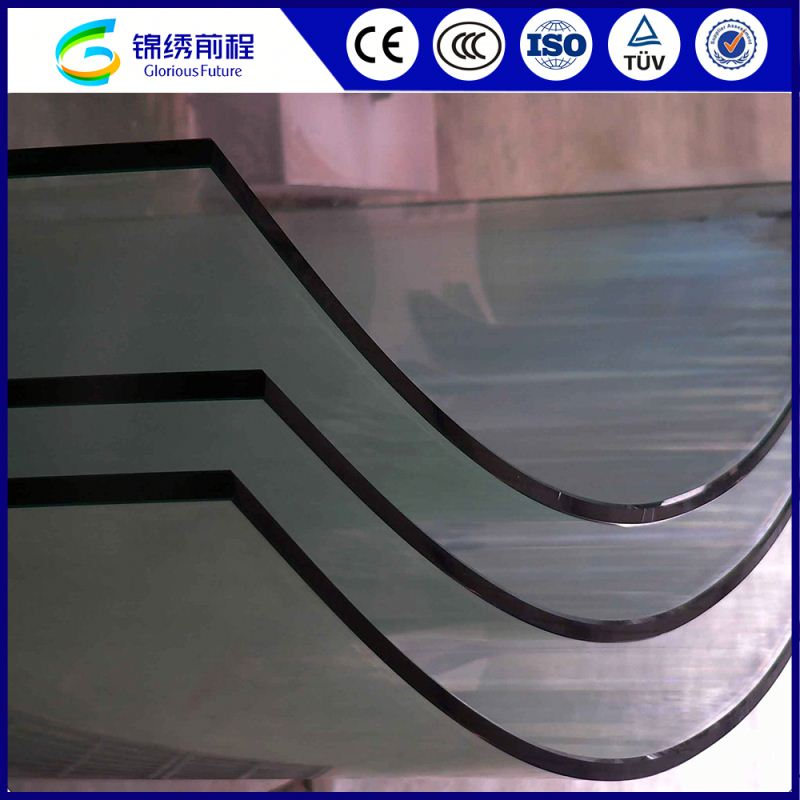 Decorative Low-E Tempered Window Glass