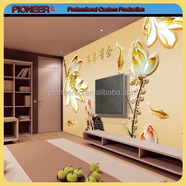 Custom design wallpaper home home interior wallpaper buy wallpaper home home interior for Buy home interior products online