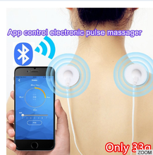 smart phone APP Bluetooth control electronic pulse <strong>massager</strong> wireless intelligent multi-funtion <strong>massager</strong> waist therapy <strong>massager</strong>