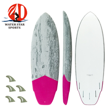5'6 Soft top EPS+IXPE+ HDPE surfboard