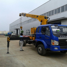 made in China crane boom truck hiab cranes for sale lorry crane SQ8SA3