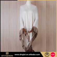 Best-selling winter wedding scarf cape shawl for ladies