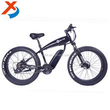 2017 new powerful 26*4 inch fat tire mountain dirt electric bike / bicycle 48v 1000w