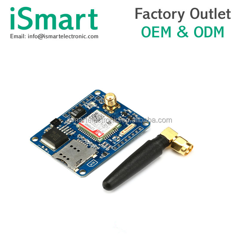 SIM800C Development Board Quad-Band GSM / GPRS Module Supports Bluetooth/ TTS/ DTMF Alternative SIM900A Glue Stick