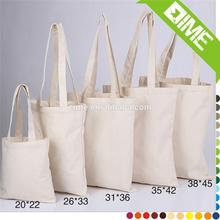 Promotion Fashion blank canvas wholesale tote bags Custom Pinted High Quality Cotton Canvas Tote Bag
