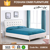 SS8036 New Product Omir Funiture bedroom furniture prices in pakistan bed frame sheet fabric