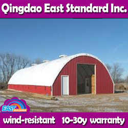 East Standard custom made house pre fabricated with remarkable wind load