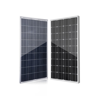 Anern 20w 50w flexible solar panel 50w