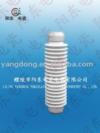 TR216 solid-core station post insulator
