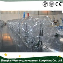 Transparent Body Zorb Ball ,Human Inflatable Bumper Bubble Ball