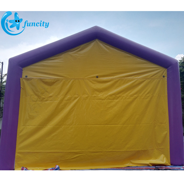 Outdoor portable camping event tent,inflatable trade show tent,advertising tent for ticket sales