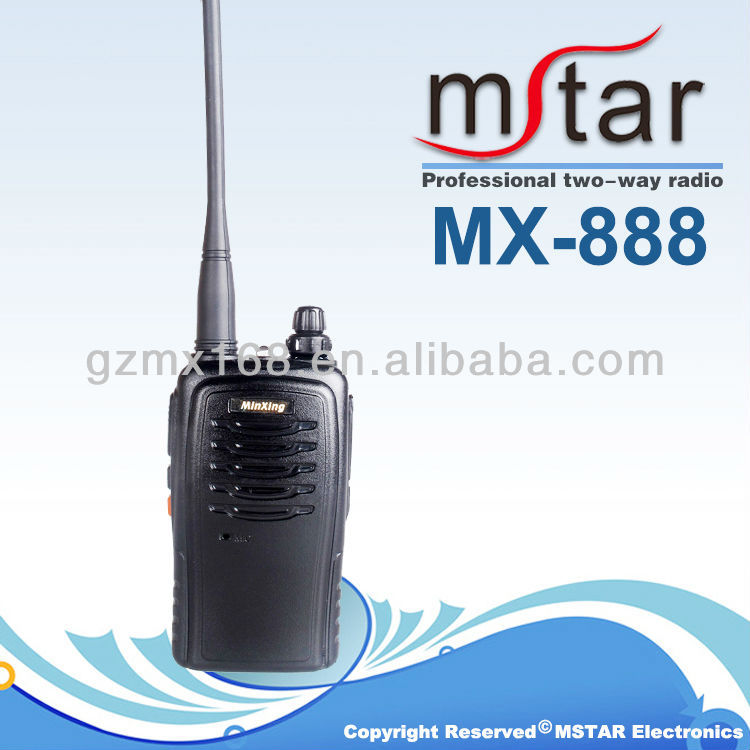 cheap mini walkie talkie Minxing MX-888 cell phone two way radio