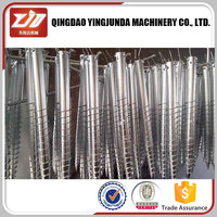 China factory price ground screw anchor salor mounting