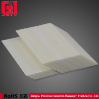 Round square rectangle substrate alumina ceramic wafer