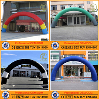 Advertising inflatable arch/Inflatable arch entrance for promotion