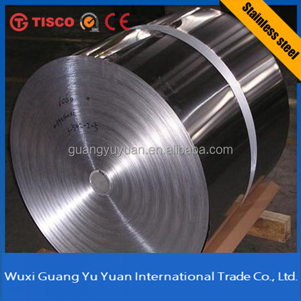 best selling 420 410 Stainless Steel coil 0.4-1mm thickness cold rolled oiled steel coil