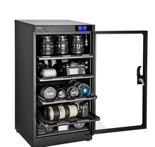 Kingjoy 100L Electronic Dry Cabinet with digital display KJ-100S for Canon Sony Nikon DSLR and Lens