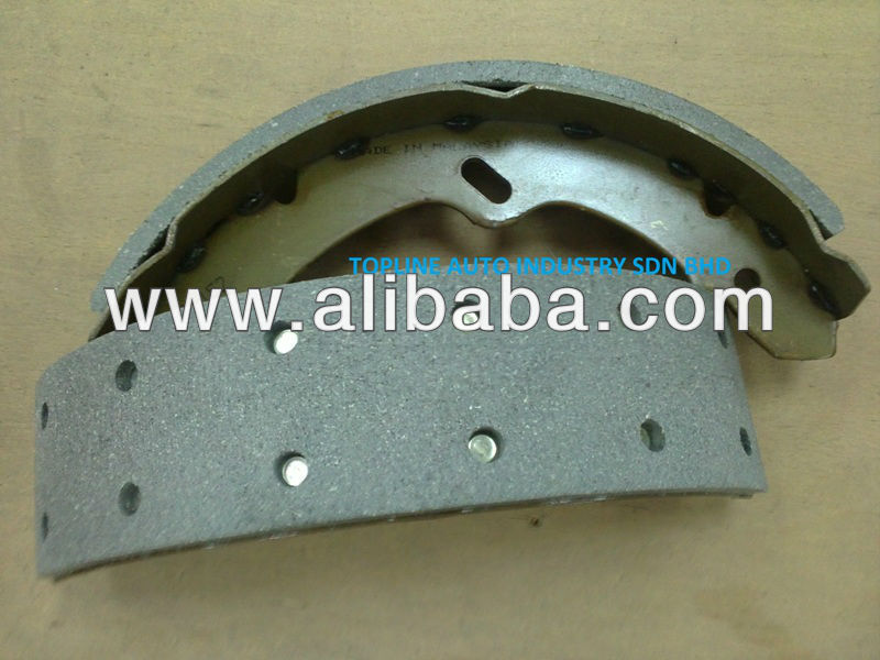 BRAKE PADS AND BRAKE SHOES