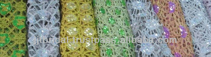 embroidery beading fabric SP37