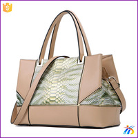 XH20042 korea fashion genuine PU leather women handbag lady handbag
