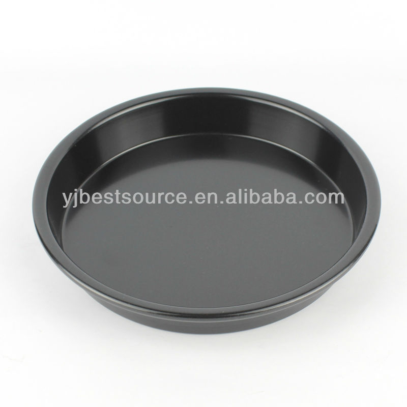Round Non- stick Stainless Steel Cake Frying Pan, Carbon Steel Cake Mould