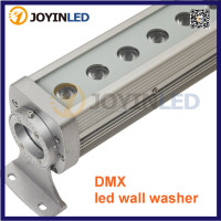 24V RGB 72W dmx wall washer light led Stage lights