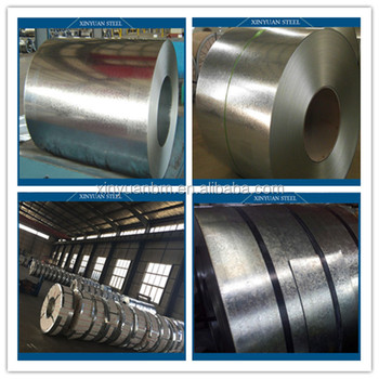 High-strength Steel Plate Special Use and Galvanized Surface Treatment dx51d z galvanized steel coil