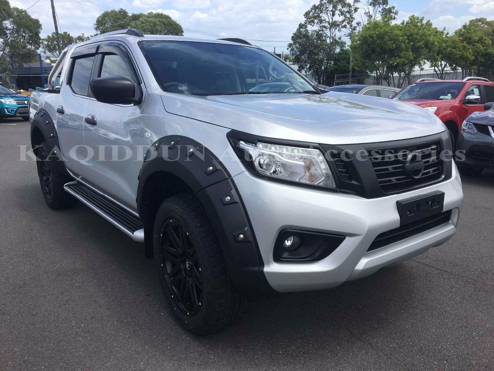 Np300 Navara Accessories 4x4 Abs Wheer Arch Fender Flare