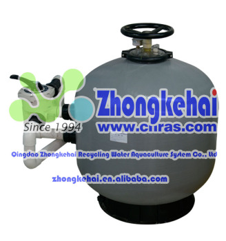 High speed Sand filtering cylinder
