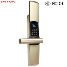 Office Door Locker Fingerprint Scanner Password Digital Lock for Officer