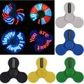 CE Certificated Programmable App Control Fidget Spinner Led Light Bluetooth Smart Hand Spiner