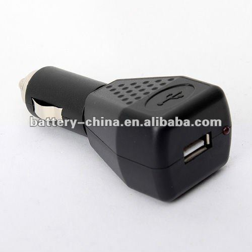 Mini USB Car Charger G-F01, Exquisite and Utility, 2012 New Star