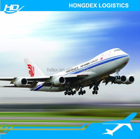 best freight agent cost air cargo door to door services China to Europe