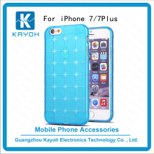 [kayoh]Mobile phone accessories Rubik's cube tpu mobile back covers for iphone 7 7 plus