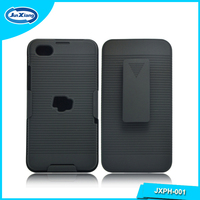 Popular holster combo mobile phone case back cover for Blackberry Z30