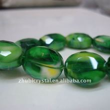 2012 fashion glass beads crafts