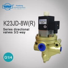 k23jd-8WR 3/2-ways easy maintenance near zero leakage pneumatic valves