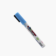 Metallic paint waterproof multicolour white board marker...