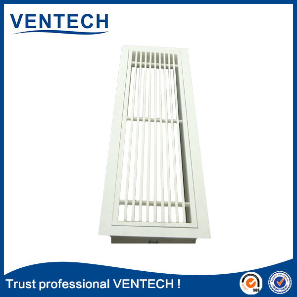 linear exhaust grille linear grille for hvac system