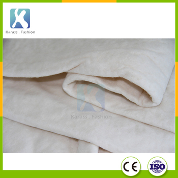 China Wholesale Cotton Polyester Wadding Quilting