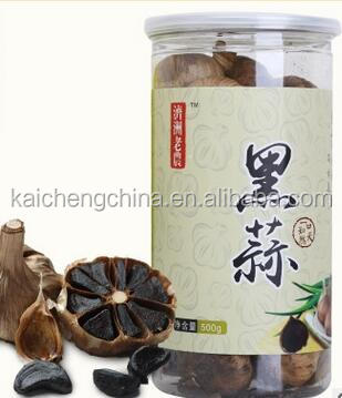 China origin nutritious health benefits black garlic