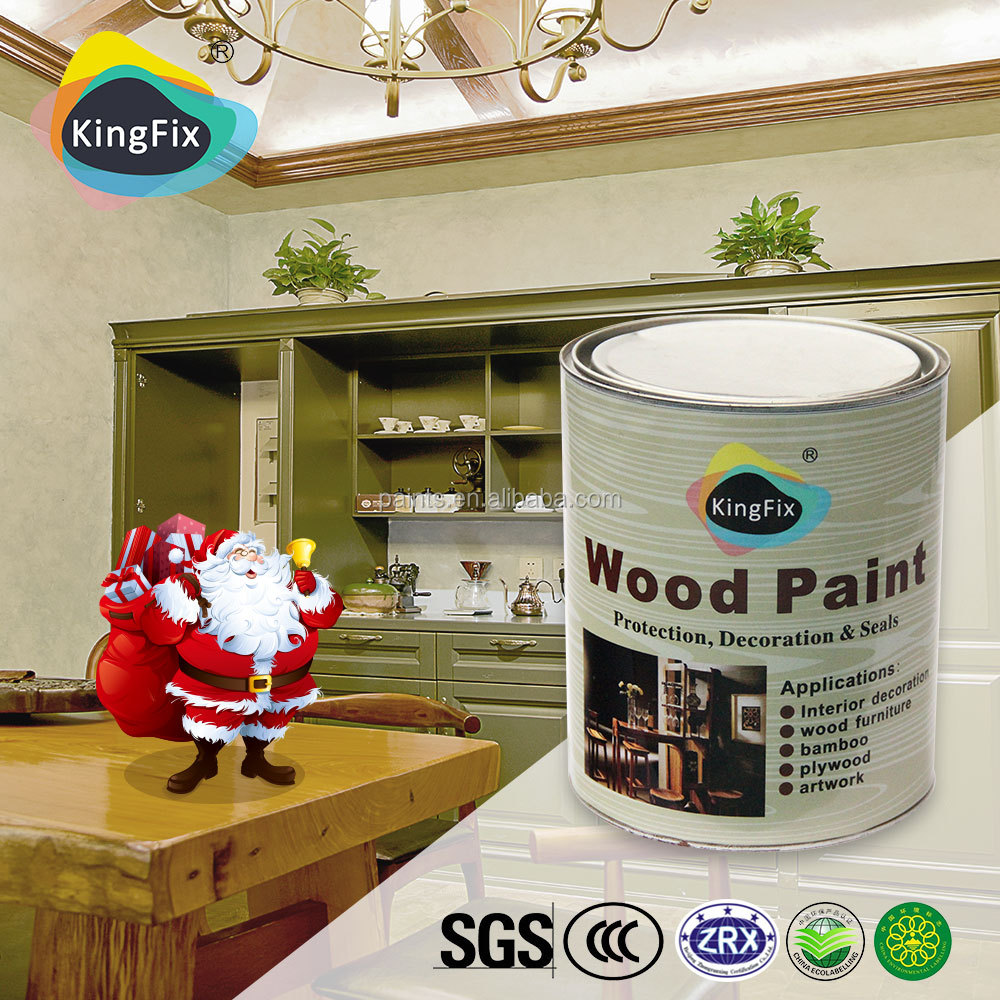 Strong hiding power NC white primer deco furniture paint