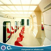 Fashion salon display furniture , hair shop decoration , shopfitting service