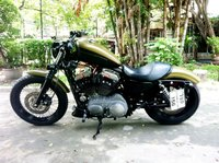 2008 HARLEY DAVIDSON NIGHTSTER 1200CC CLASSIC