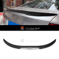 M4 Style For BM 5 Series F10 Carbon Fiber Rear Trunk Spoiler 2010 - 2016